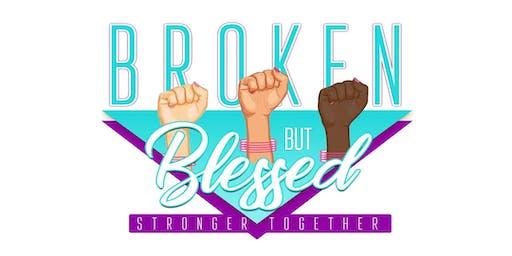Broken But Blessed Women's Empowerment Brunch