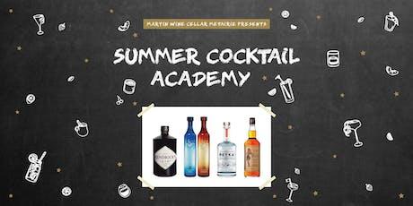 Summer Cocktail Academy tickets