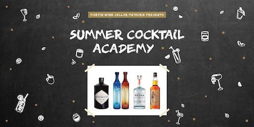 Summer Cocktail Academy