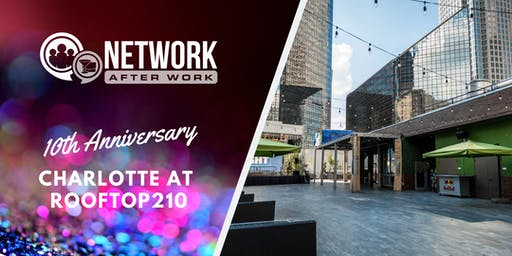 NAW Charlotte 10 Year Anniversary at Rooftop 210