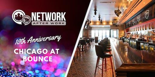 NAW Chicago 10 Year Anniversary at Bounce