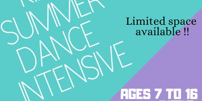 Kids Summer Dance Intensive