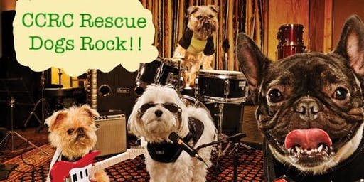 CCRC Rescue Dogs Rock