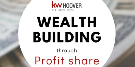 Wealth Building Through Profit Share tickets