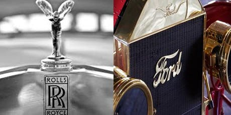 2019 Speaker Series: Tale of Two Henry's: Henry Ford, Frederick Henry Royce and Their Impact on the 20th Century tickets