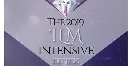 2019 'Ilm Intensive tickets