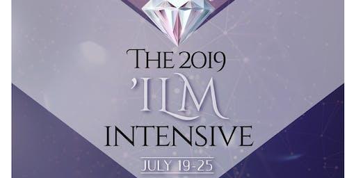2019 'Ilm Intensive