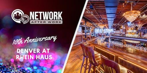 NAW Denver 10 Year Anniversary at Rhein Haus