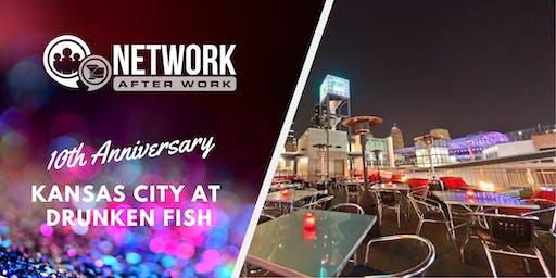 NAW Kansas City 10 Year Anniversary at Drunken Fish