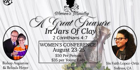 RAC's Women's Conference 2019 tickets