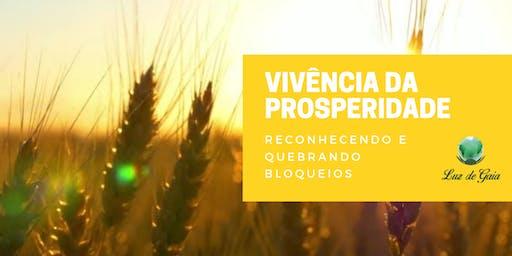 Vivência de Prosperidade Nível 1