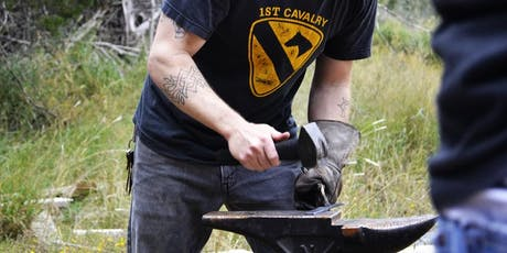 Blacksmithing: The Hand Forged Axe & Hatchet tickets