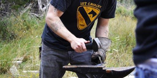 Blacksmithing: The Hand Forged Axe & Hatchet