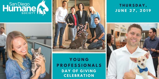 San Diego Humane Society's Young Professionals Celebration