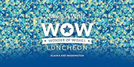 WOW: Wonder of Wishes luncheon 2019 tickets