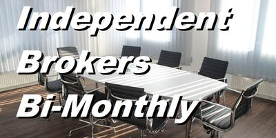 Independent Brokers Bi-Monthly meeting