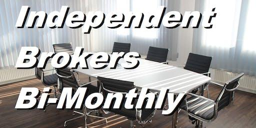 Independent Brokers Bi-Monthly meeting
