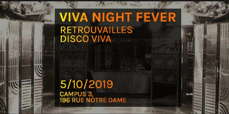 Viva Night Fever tickets