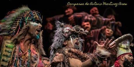 Comparsa Los Carnívales + Antología EL VAPOR (estreno en Málaga) entradas