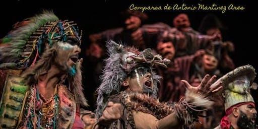 Comparsa Los Carnívales + Antología EL VAPOR (estreno en Málaga)