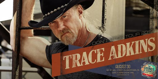 Trace Adkins-Don't Stop Tour-Sands Sounds of Summer Concert Series