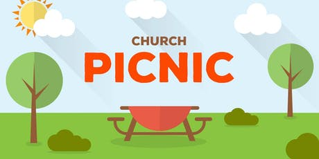 Church Community Picnic in the Park \ Picnic Comunitario de Iglesia en el Parque tickets