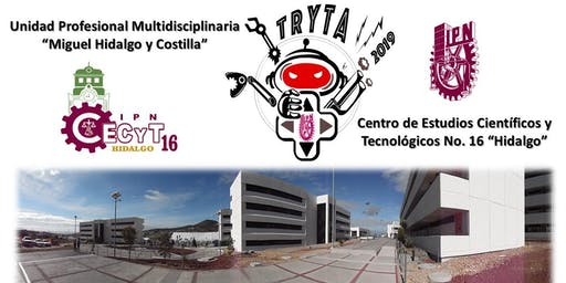 Torneo de Robótica y Tecnologías Avanzadas 2019 (TRYTA 2019)