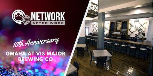NAW Omaha 10 Year Anniversary at Vis Major Brewing Co.