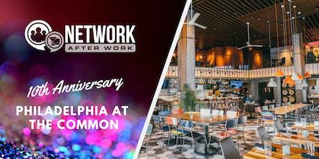 NAW Philadelphia 10 Year Anniversary at The Common tickets