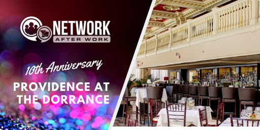 NAW Providence 10 Year Anniversary at The Dorrance
