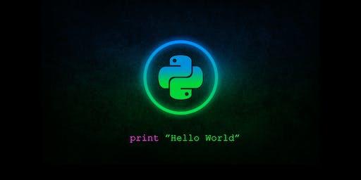 Python Day - Free Coding Event 2019