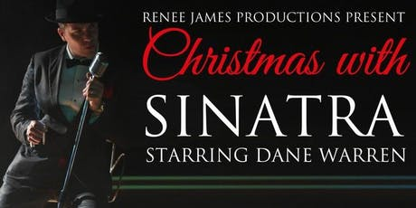 Christmas with Sinatra - Mission tickets