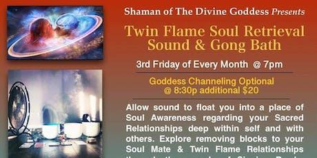 Twin Flame Soul Retrieval Sound Healing tickets
