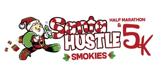 Santa Hustle® Smokies 5K, Half Marathon, and Kids Dash