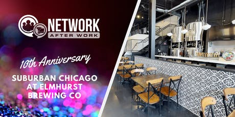 NAW Suburban Chicago 10 Year Anniversary at Elmhurst Brewing Co. tickets