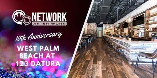 NAW West Palm Beach 10 Year Anniversary at 123 Datura