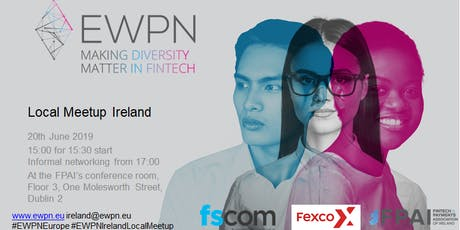 EWPN Local Meetup Ireland tickets