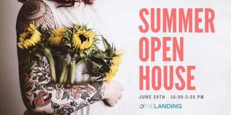 The Landing Open House tickets