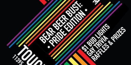Bear Beer Bust: Pride Edition