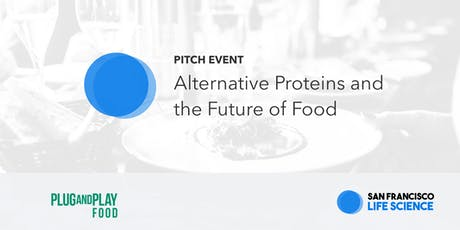 Alternative Protein Event with CMS  tickets