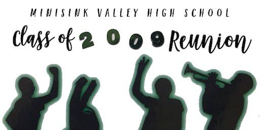 Minisink Valley Phenomenal  Class Reunion '09