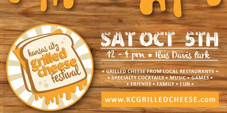 2019 Kansas City Grilled Cheese Festival tickets