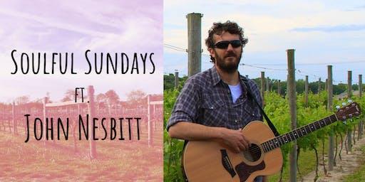 Soulful Sundays ft. John Nesbitt