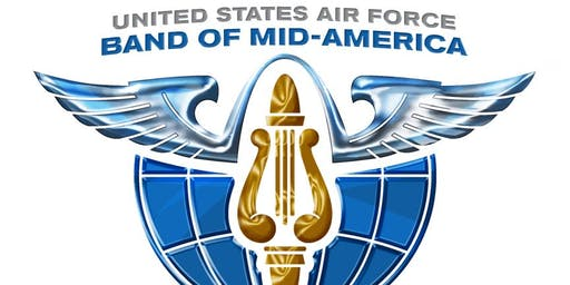 USAF Band of Mid-America Concert Band Concert