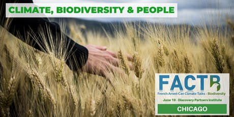 Climate, Biodiversity and People tickets