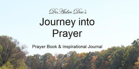 Journey Into Prayer Book Launch tickets