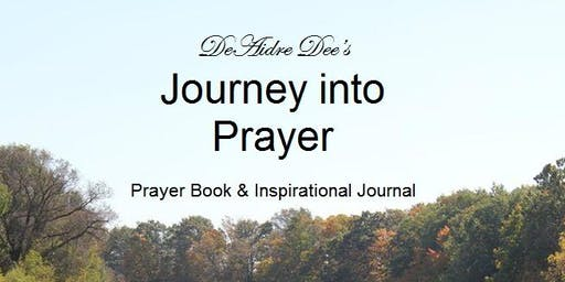 Journey Into Prayer Book Launch