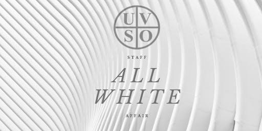UVSO Staff All White Affair