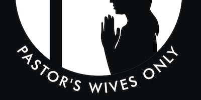 Pastor's Wives Only Conference