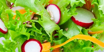 Kids' Cooking: Make a Salad